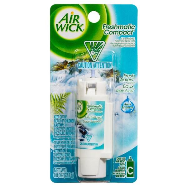& Air Wick Freshmatic Compact Refill 22.7g Freshener Household