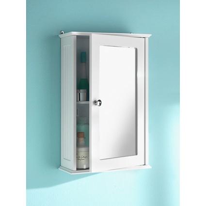 BM Maine Bathroom Single Door Cabinet  326823  BM