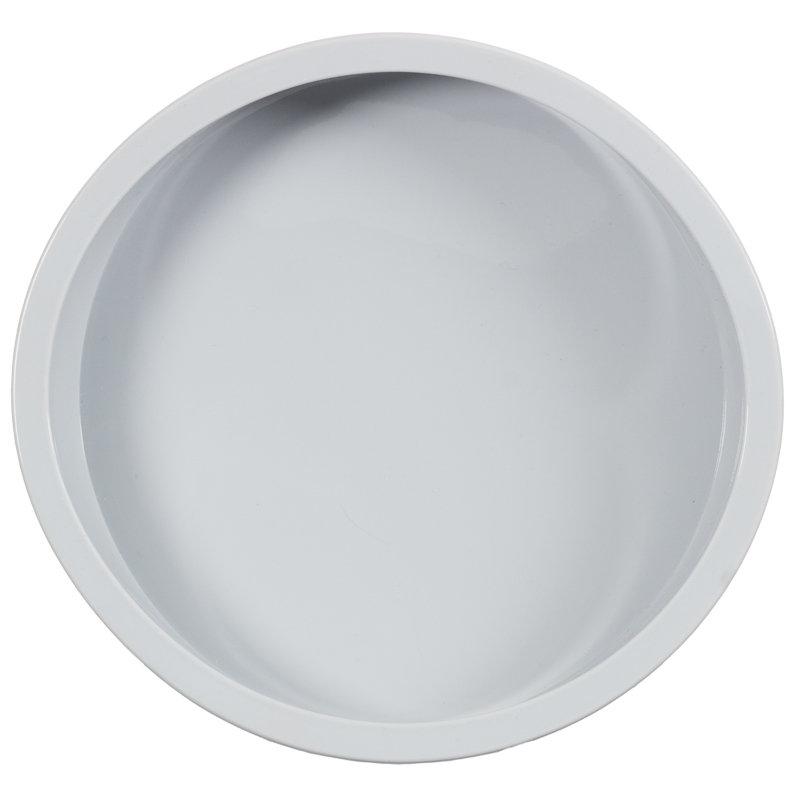 Silicone Round Baking Tray  Home  Kitchen  Bakeware