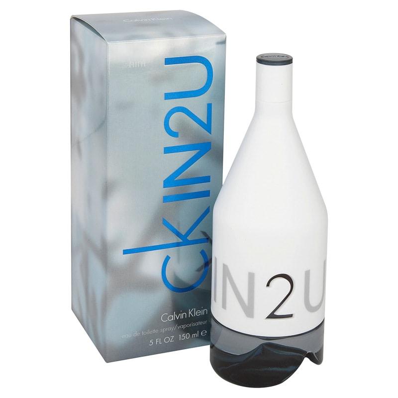 Calvin Klein CK IN2U Him edt  Mens Fragrance Aftershave