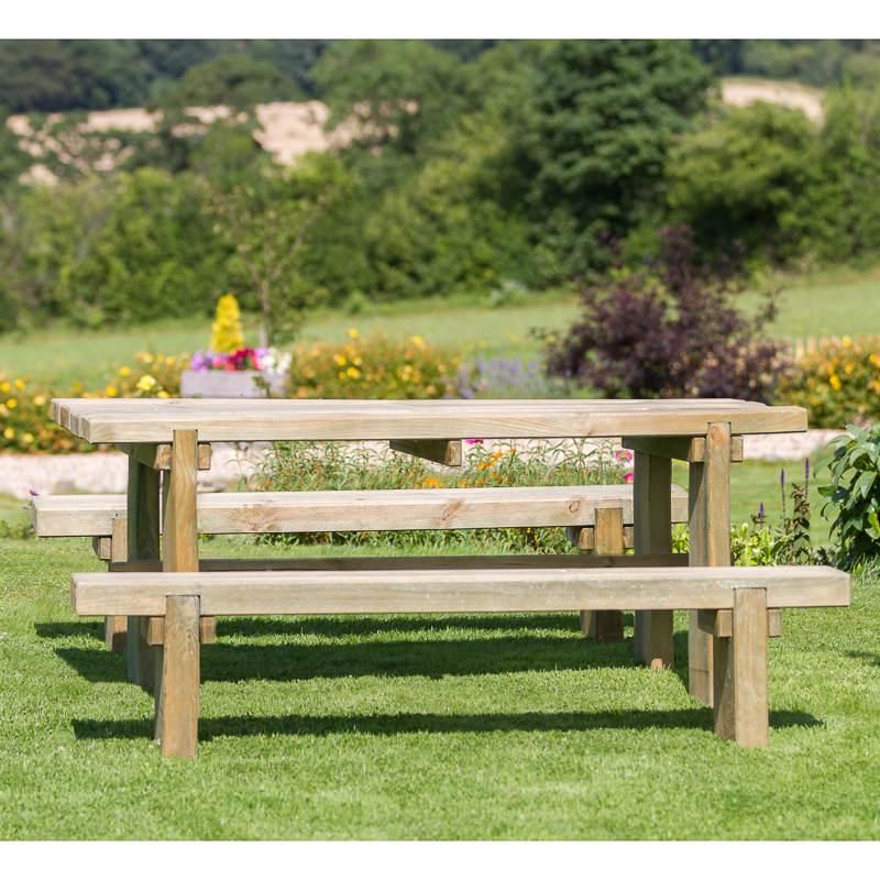 Furniture Timber Garden