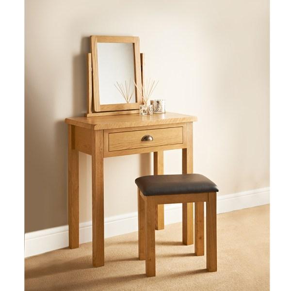 Wiltshire Vanity Set 3pc Furniture Dressing Table