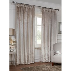 Pictures Of Grey Living Room Furniture Victorian Versailles Crushed Velvet Fully Lined Curtains 90 X ...