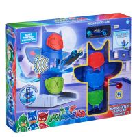 PJ Masks Headquarters Launcher | Car Toys - B&M