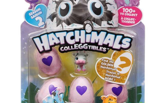 Hatchimals Colleggtibles 4pk Toys Games B M