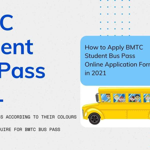 How to Apply BMTC Student Bus Pass Online Application Form in 2021