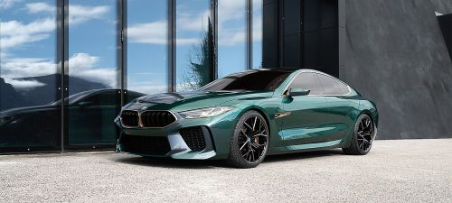 small resolution of bmw concept m8 gran coup