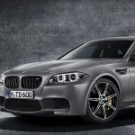 The Bmw M5 30 Jahre M5 Limited Edition