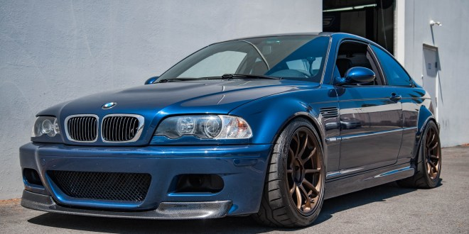 Bmw E46 M3 Modded By European Auto Source Bmw Sg Bmw