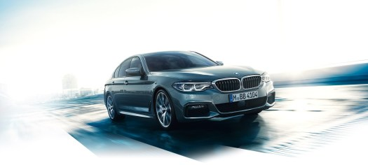 2017 BMW 5-Series Sedan Featured in BMW Films The Escape