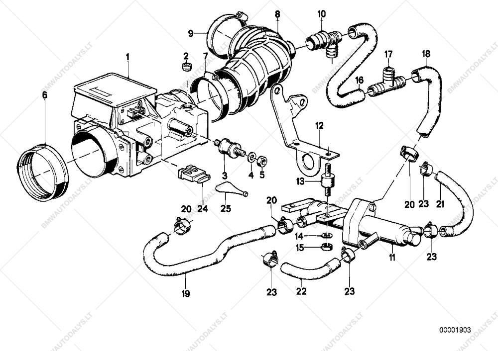 medium resolution of parts list is for bmw 3 e30 323i sedan ece