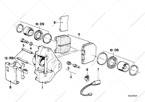 small resolution of parts list is for bmw 3 e21 323i sedan ece 1982