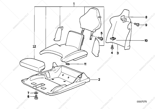 small resolution of parts list is for bmw z1 roadster z1 roadster ece