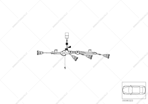 small resolution of parts list is for bmw x5 e70 x5 4 8i sav usa