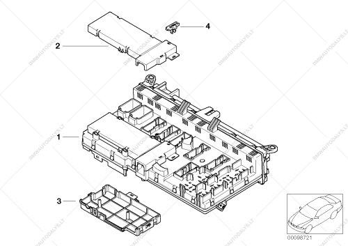 small resolution of single components fuse box interiors for bmw x5 e53 x5 3 0d m57n sav ece channel php
