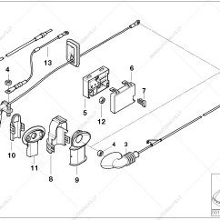 Complete Parts Diagram E46 1996 Civic Alarm Wiring Battery Cable Rear For Bmw 3 39 320d M47n