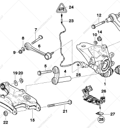 2006 bmw x5 rear suspension diagram wiring diagrams bmw x5 rear air suspension diagram further bmw e36 rear suspension [ 1287 x 910 Pixel ]