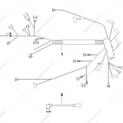 Bmw E92 Audio Wiring Diagram Strat Single Tone Engine Harness For 3 39 Lci 330d Coupe Ece
