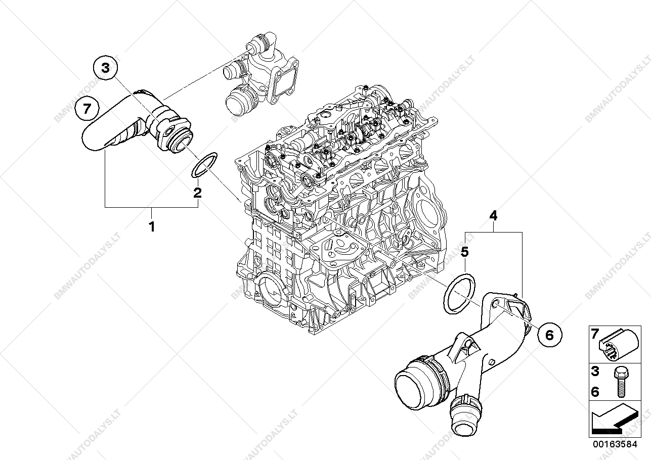 hight resolution of parts list is for bmw 3 e46 318i n42 sedan ece 2003 12
