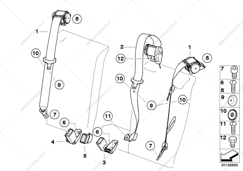 small resolution of parts list is for bmw x3 e83 x3 3 0d m57n sav ece