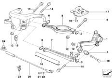 1992 Bmw 318is Engine 1992 BMW E36 Engine Wiring Diagram