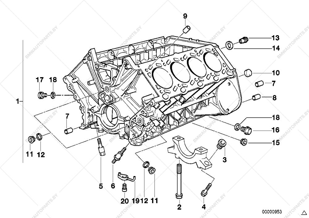 medium resolution of bmw m62 engine diagram