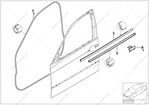small resolution of parts list is for bmw 3 e46 318i m43 touring ece