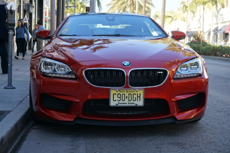 2015 BMW M6 Coupe Competition Package   BMWBLOG Test Drive