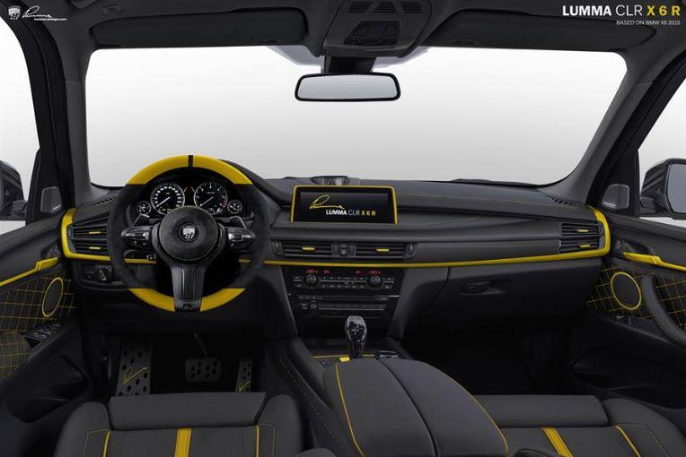 F16 BMW X6 By Lumma BMW Car Tuning