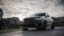 Black Bmw X5 -performance Real Kicker Car