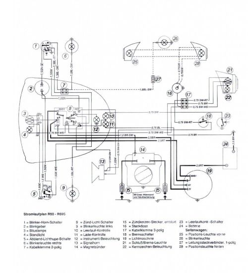 small resolution of wiring diagram r50 r69s 6v