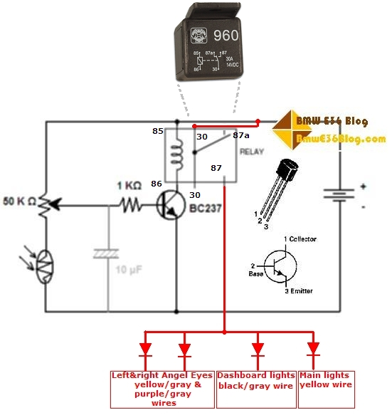 hella 4rd relay wiring diagram for hella optilux wiring