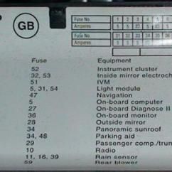 Bmw X5 E53 Wiring Diagram Ford F350 Fuse Box Gm3 - Connections