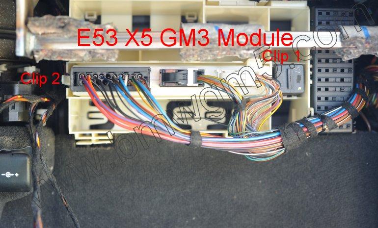 Bmw E39 520i Wiring Diagram Bmw General Module 3 Removal E39 5 Series