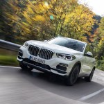 The 2021 Bmw X5 Xdrive45e Phev Sports Activity Vehicle