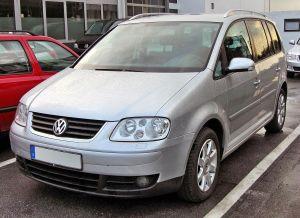 VW Touran Typ 1T