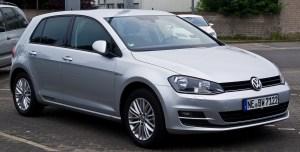 VW Golf 7 VII