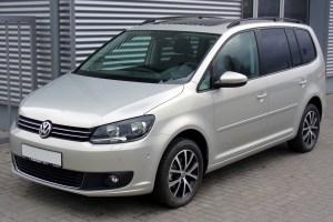 VW Touran II 5T