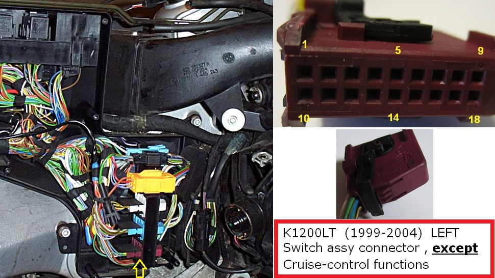 Control Wire Relay For Hid Drive Headlight Headlamp Switch Wiring