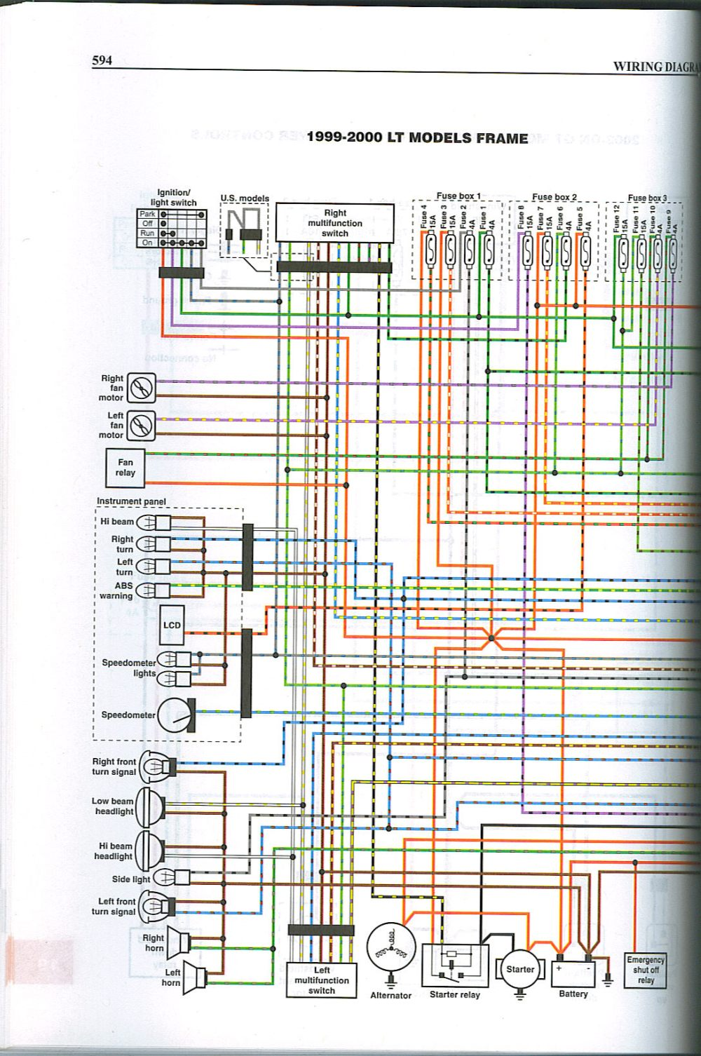 medium resolution of bmw k1200lt audio wiring diagram