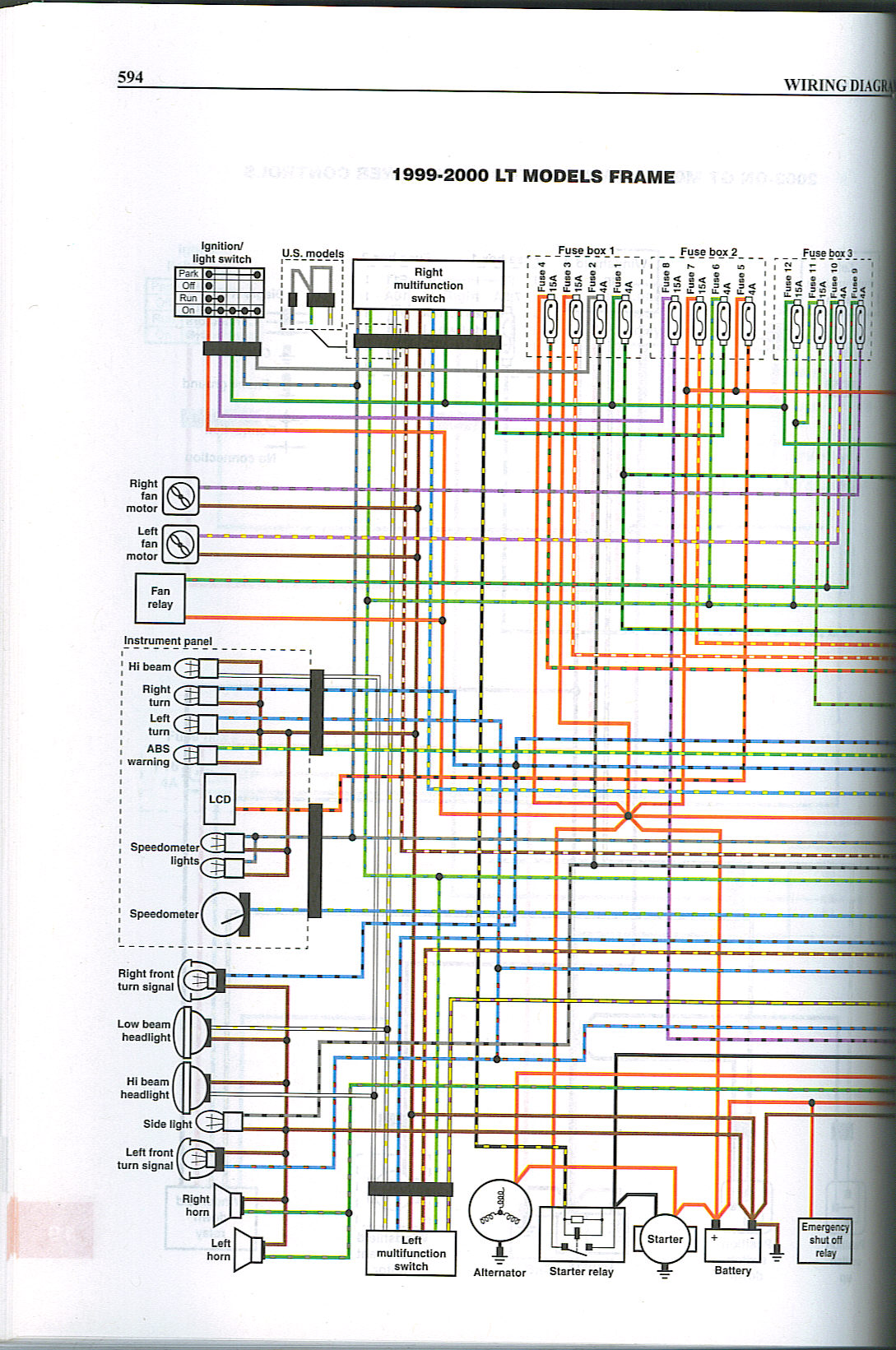 hight resolution of bmw k1200lt audio wiring diagram