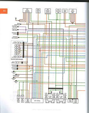 Anybody got a wiring diagram?  BMW Luxury Touring Community