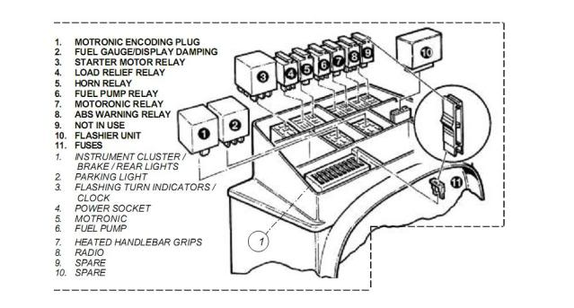R1100rt Heated Grip Wiring Diagram : 34 Wiring Diagram