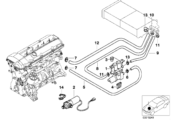 Bmw 528i Hvac Diagram, Bmw, Free Engine Image For User