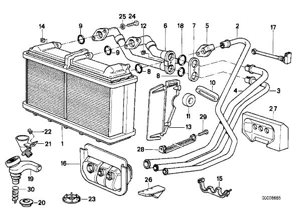 *DIY E34 heater core R&R (IHKA content)
