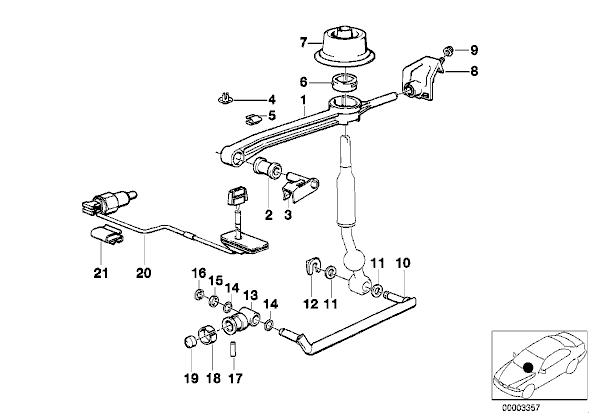 WTB: Getrag 260/6 aluminum shifter support • MyE28.com