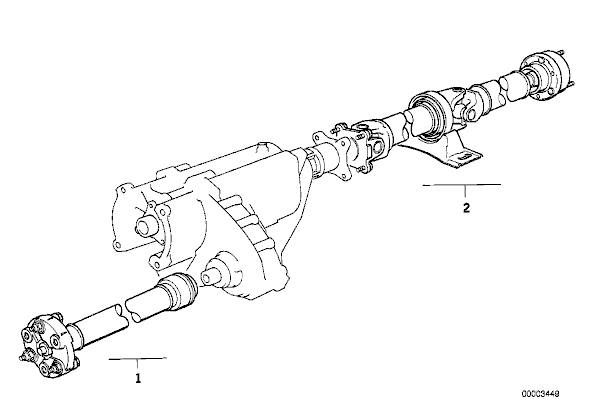 Bmw e60 front suspension diagram