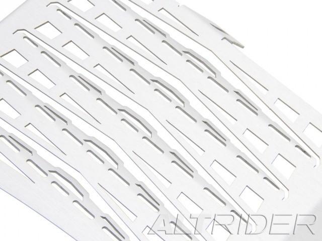 Kryt chladiče pro BMW R 1200 GS LC Adv. , stříbrný, Alt