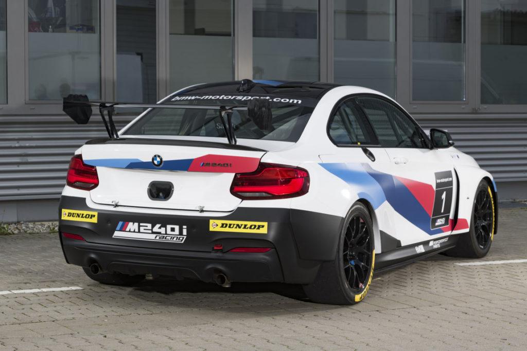 BMW M240i Racing Cup: l'evoluzione della specie - BMWnews