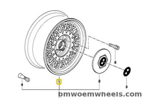 BMW wheel style 7